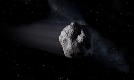 Space Force Could Protect Earth From Asteroids