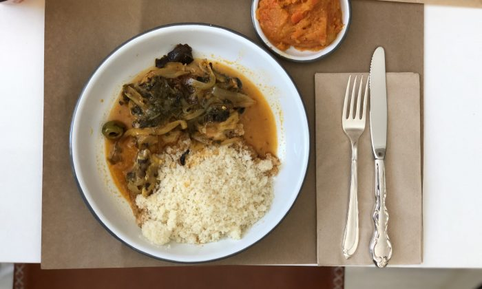 Kish-Kash Brings Authentic, Handmade Couscous to NYC