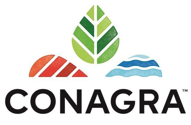 The Conagra Brands logo.    (Conagra/via REUTERS)