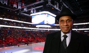 Hometown Friends Celebrate Selection of Willie O'Ree to Hockey Hall of Fame
