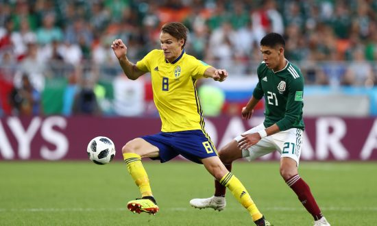 Mexico Rides Rollercoaster to World Cup Knockout Phase