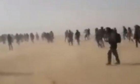 13,000 People Abandoned in Sahara Desert: Report
