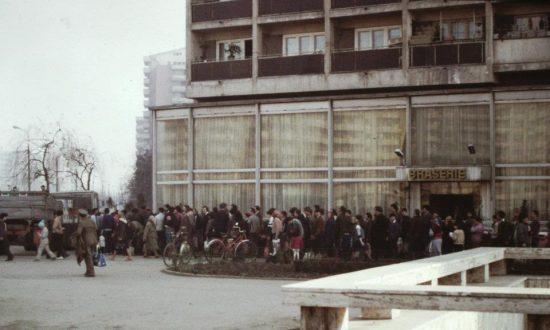 Remembering Food Rationing Under Communism