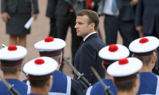 France to Bring Back Compulsory National Service to Build Sense of Pride