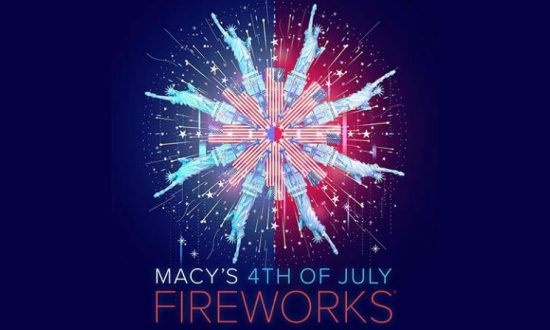 Schedule for New York's 4th of July Fireworks