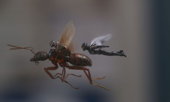 Movie Review: 'Ant-Man and the Wasp': Pop Culture's Explanation of Subatomic Chiliocosms!