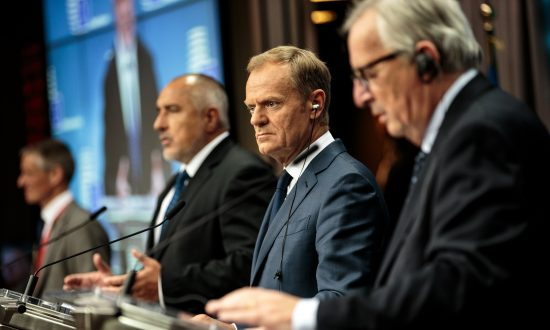 EU Cuts Migration Deal in 'Toxic' Summit Talks But Differences Remain