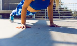 New Reports Finds Less Than A Quarter Of Americans Get Enough Exercise