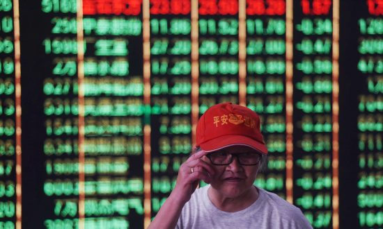 Chinese Financial Markets Reaching Tipping Point