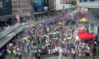 50,000 Hong Kongers Protest Beijing Rule on 21st Anniversary of Handover to China