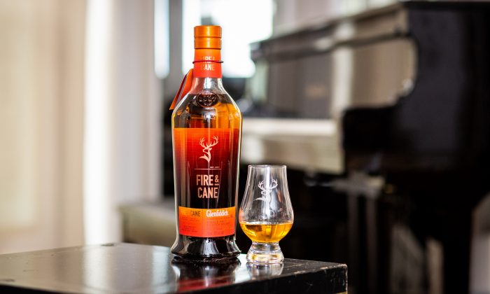 Glenfiddich Launches Sweet and Smoky Fire & Cane