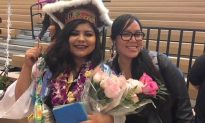 Native American Foster Student Beat the Odds and Graduated Valedictorian