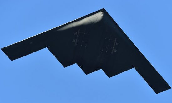 us air force test drops nuke from b 2 stealth bomber