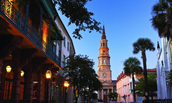 Finding a Taste of Home in Charleston