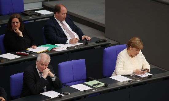 Immigration Policy Continues to Strain Merkel Coalition
