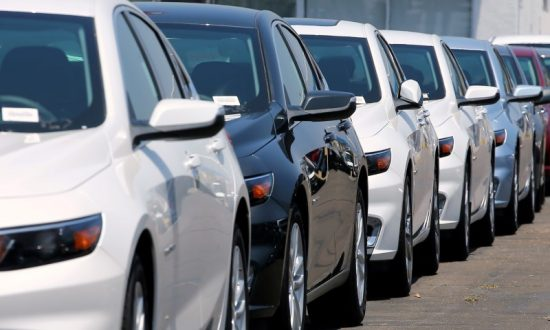 Top US Automakers Report Higher Vehicle Sales in June