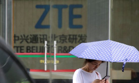 China's ZTE Corp Names C-suite Executives in Step Toward US Ban Lift