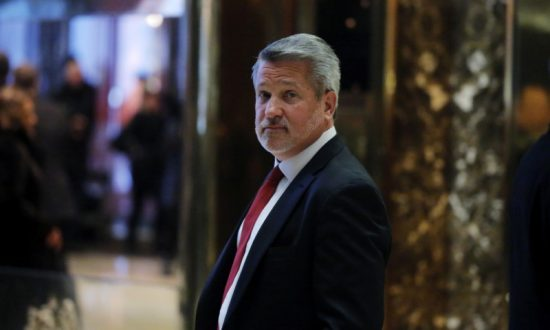 Trump Names Former Fox Executive Bill Shine for Communications Job