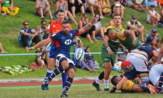 Hong Kong Win Critical Match Against the Cook Islands