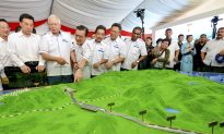 Malaysia Suspends $20 Billion China-Backed Rail Project