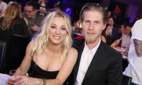 The Big Bang Theory's Kaley Cuoco Spent Honeymoon Undergoing Shoulder Surgery