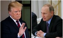 Trump Hopes Putin Meeting Will Reduce Tensions