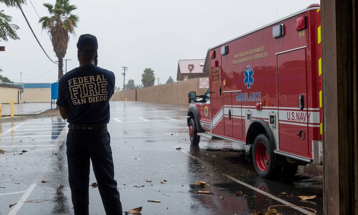 Some firefighters, emergency medical providers, law enforcement officers and others say the scale, tragedy and sometimes gruesomeness of their experiences haunt them, leading to profound sadness and depression, job burnout, substance abuse, relationship problems and even suicide. (Heidi de Marco/KHN)