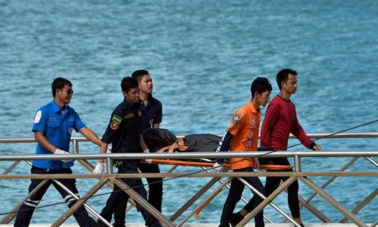 Thais Fear 'No Chance' of More Survivors From Tourist Boat, Nearly 60 May Be Dead