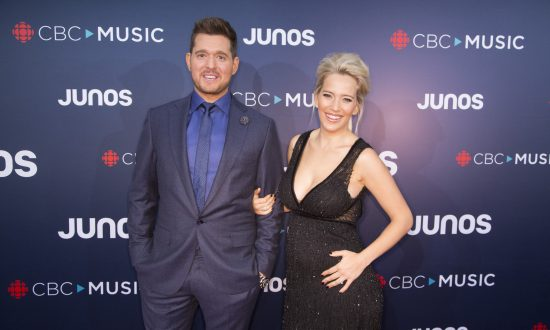 Michael Bublé and Wife Expecting Their First Daughter