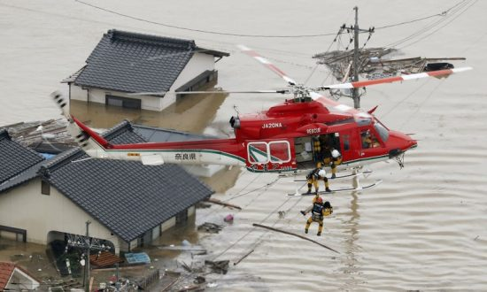 At Least 64 Killed in Japan After 'Unprecedented' Rain, Dozens Missing