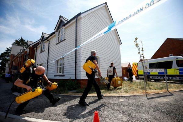 Salisbury poisoning: Police 'identify Novichok suspects'
