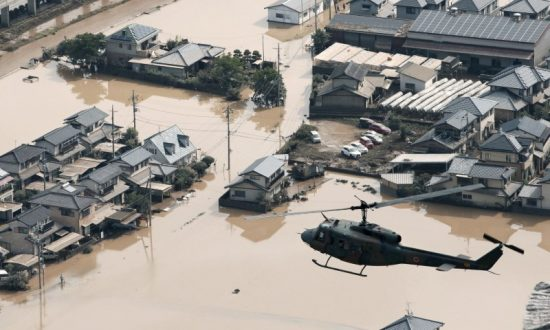 Rescuers Race to Find Survivors After Japan Floods Kill at Least 126
