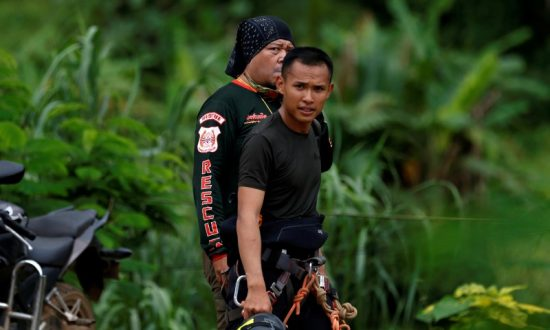 Operation Resumes to Rescue Boys Trapped in Flooded Thai Cave
