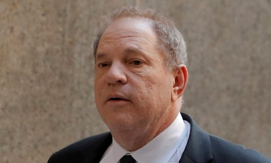 Harvey Weinstein Pleads Not Guilty to Fresh Charges