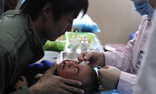 Chinese Parents Petition China's Supreme Court to Seek Justice for Children Sickened by Faulty Vaccines