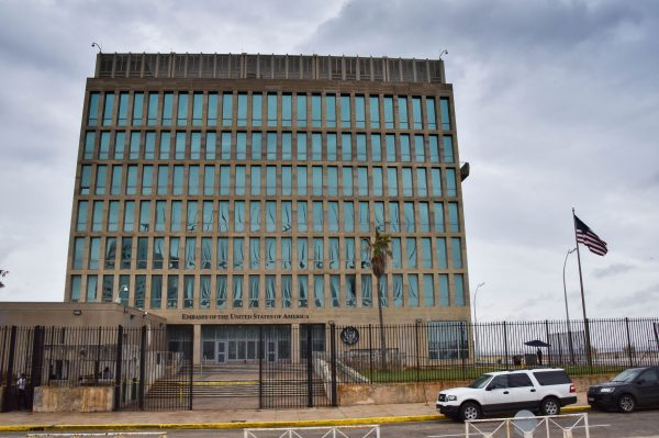Attacks on American diplomats in Cuba could be microwave radiation