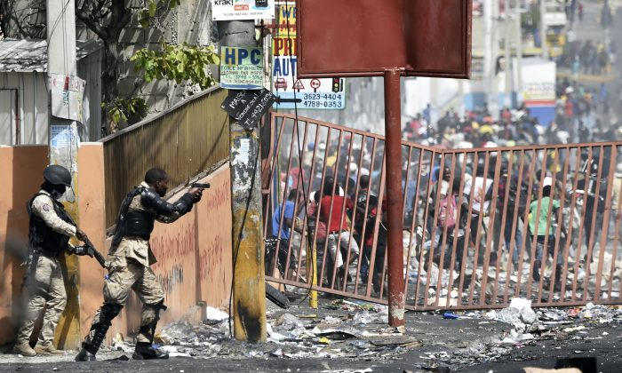 Image result for haiti riots