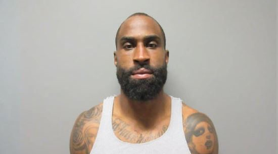 Former NFL Player Arrested After Allegedly Holding Woman Against Her Will