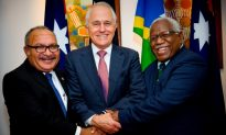 Pacific Leaders Sign on to Australian Internet Cabling Scheme, Shutting out China