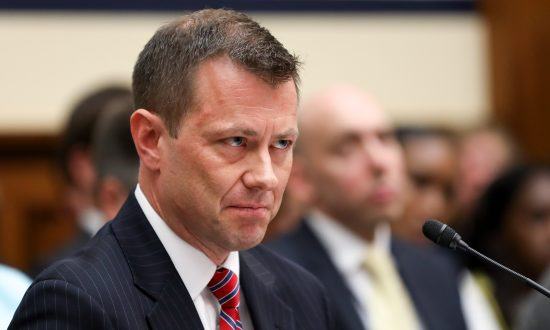 Republicans Grill Strzok During Tense House Hearing