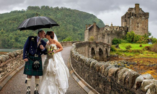 Thinking of a Destination Wedding? Consider a Scottish Castle