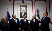 US Delegation's Visit to Mexico Sends Positive Signal for NAFTA