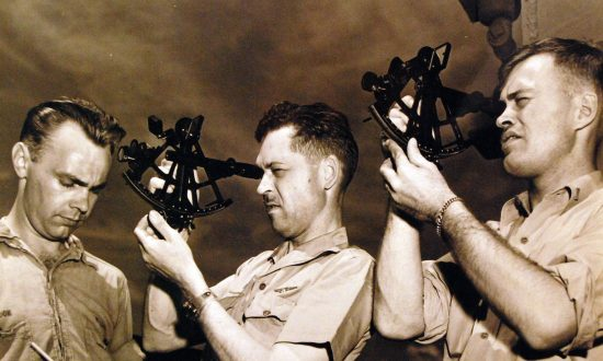 One Thing I Cherish: My Father's 1952 C. Plath Sextant