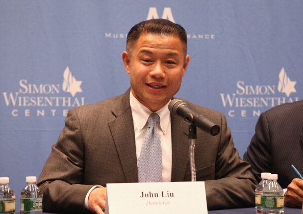 John Liu on Aug. 14, 2013, in New York City. Liu has decided to run against incumbent Tony Avella for the New York State Senate district 11. (Taylor Hill/Getty Images)
