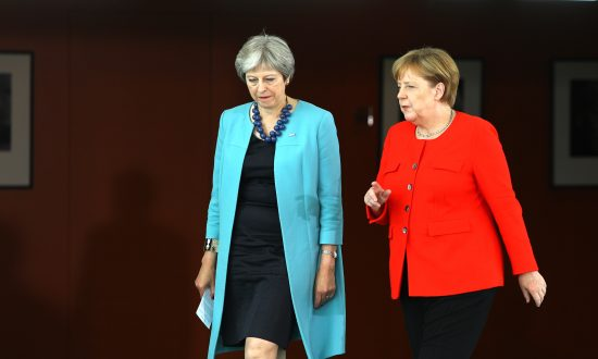 Brexit Negotiations to Resume as May Puts Her Cards on the Table
