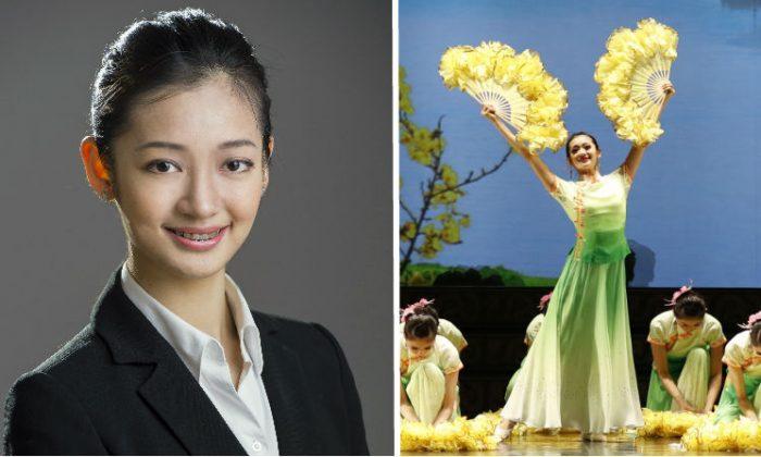 Rebecca Jiang is a veteran dancer at Shen Yun Performing Arts. (Courtesy of Shen Yun Performing Arts)