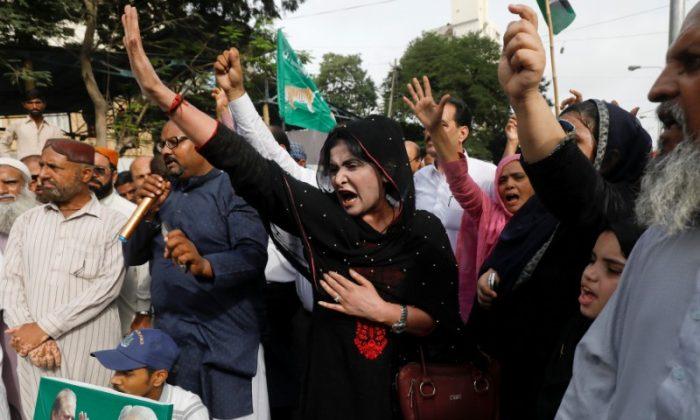 A look at Nawaz Sharif's political career