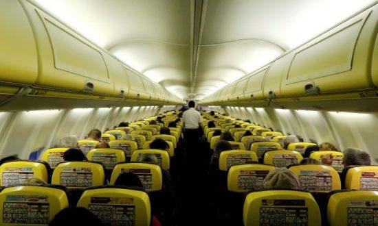 Ryanair Flight Loses Cabin Pressure, 33 Hospitalized: German Police