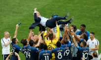France Wins World Cup for 2nd Time