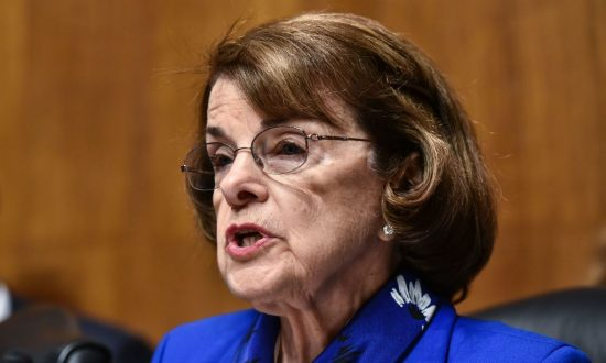 Dianne Feinstein Had a Chinese Spy at Her Side For Almost 2 Decades